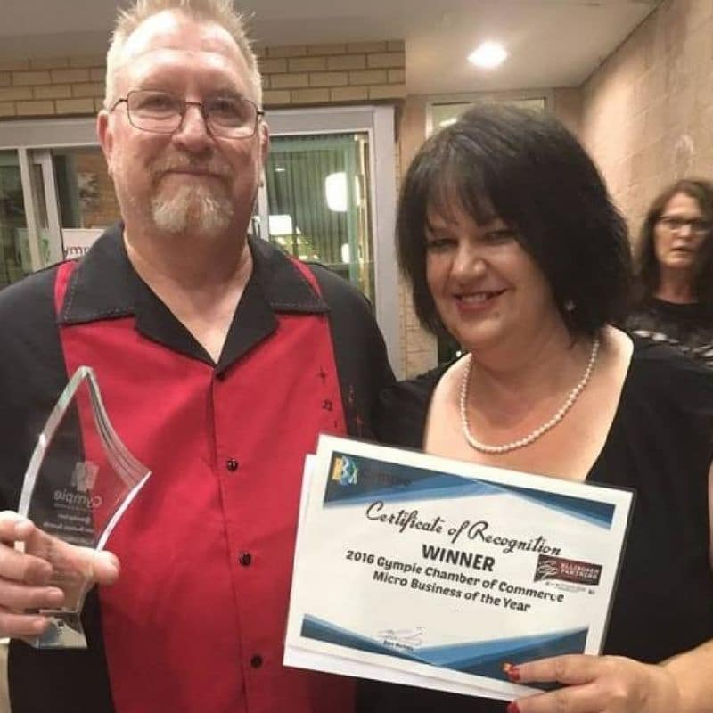 Micro Business of the Year Award 2016